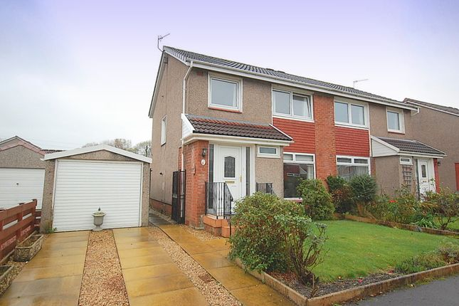 Thumbnail Semi-detached house for sale in Moore Drive, Helensburgh