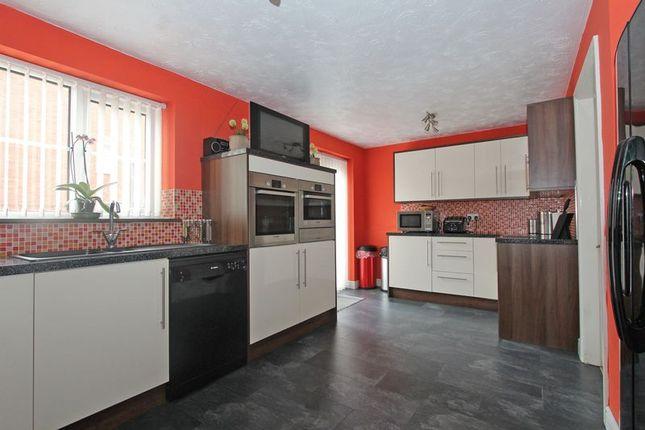Thumbnail Detached house for sale in Singleton Way, Totton, Southampton