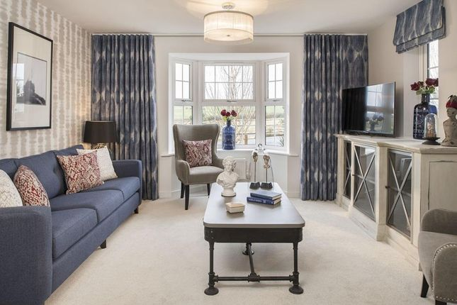 """Thumbnail Detached house for sale in """"Drummond"""" at Stonnyland Drive, Lichfield"""