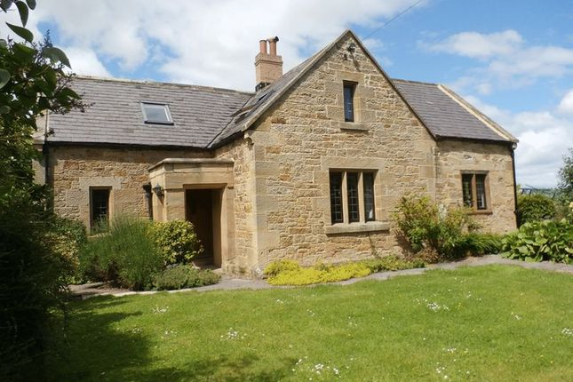 Thumbnail Detached house for sale in Lucker, Belford