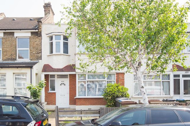 Thumbnail Terraced house for sale in Montague Road, London
