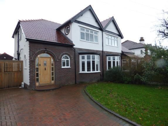 Outside Space of Southport Road, Thornton, Liverpool L23