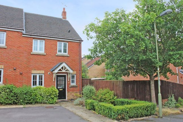 3 bedroom semi-detached house for sale in Georgina Close, Totton, Southampton