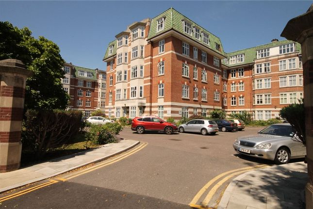 Thumbnail Flat for sale in Haven Green Court, Ealing, London