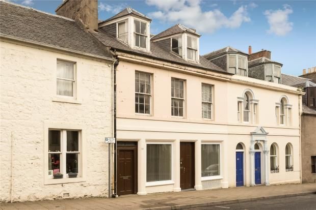Thumbnail Flat for sale in Upper Floor Flat, High Street, Newburgh, Cupar