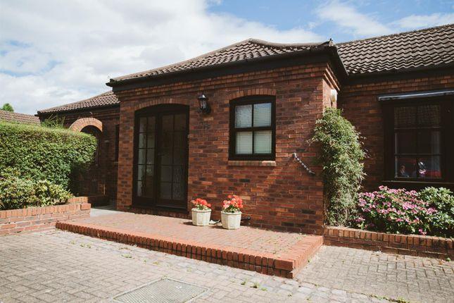 Thumbnail Detached bungalow for sale in Hill Farm Court, Edwalton, Nottingham