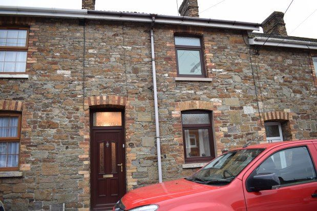 Thumbnail Terraced house to rent in Heol Morlais, Kidwelly