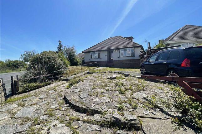 Thumbnail Detached bungalow for sale in Canford Avenue, Wallisdown, Bournemouth