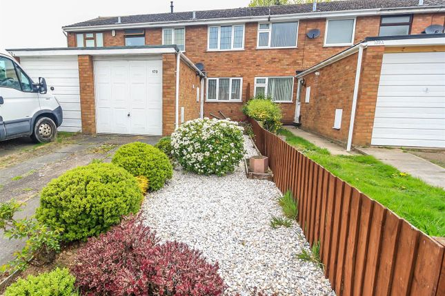 3 bed terraced house for sale in Dorchester Way, Walsgrave, Coventry