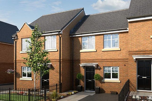 Thumbnail Mews house for sale in Gibfield Park Avenue, Atherton, Manchester