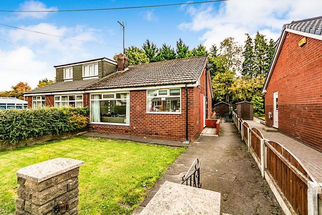 Thumbnail Bungalow to rent in Dunwood Avenue, Shaw, Oldham
