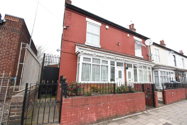 End terrace house in  Ralph Road  Alum Rock  Birmingham Birmingham