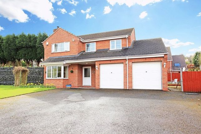 Thumbnail Detached house for sale in Station Fields, Oakengates, Telford