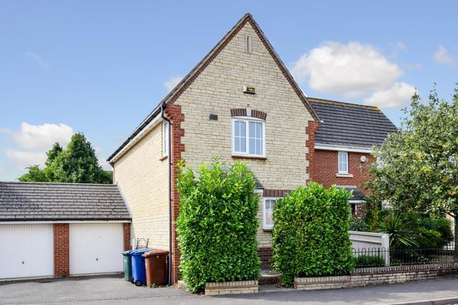 Thumbnail Semi-detached house to rent in Siskin Road, Bicester