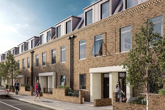 Thumbnail Property for sale in King's Holt Terrace, London