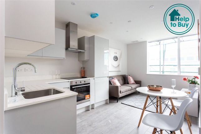 1-Bed Show Flat of Queens House, Kymberley Road, Harrow HA1
