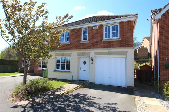 4 bed detached house for sale in Bridon Way, Cleckheaton