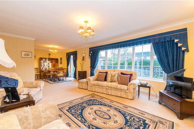 Thumbnail Detached bungalow for sale in Ronway Avenue, Ripon, North Yorkshire
