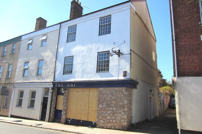 Thumbnail Maisonette to rent in North Bridge Place, Exeter