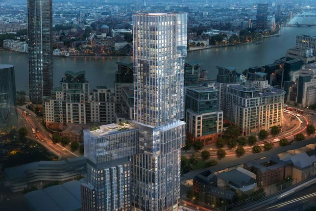 Thumbnail Flat for sale in Damac Tower, Vauxhall