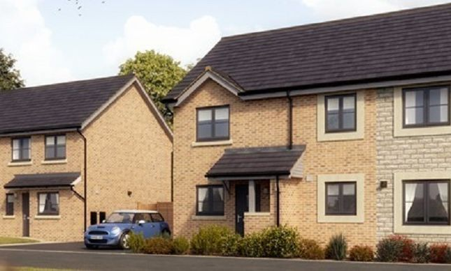 Thumbnail Semi-detached house for sale in The Laureates, Low Road, Cockermouth