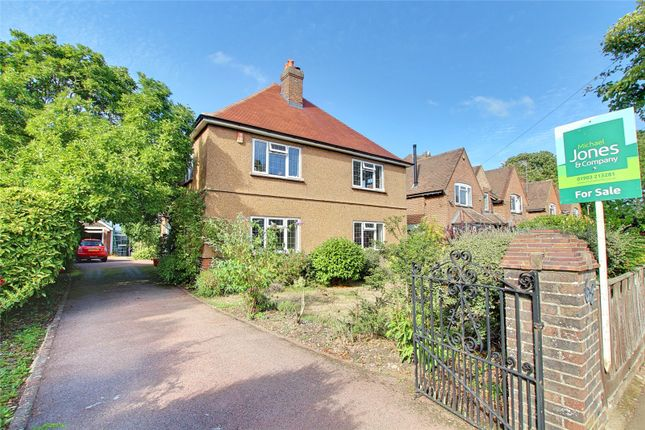 Thumbnail Detached house for sale in Offington Avenue, Worthing, West Sussex