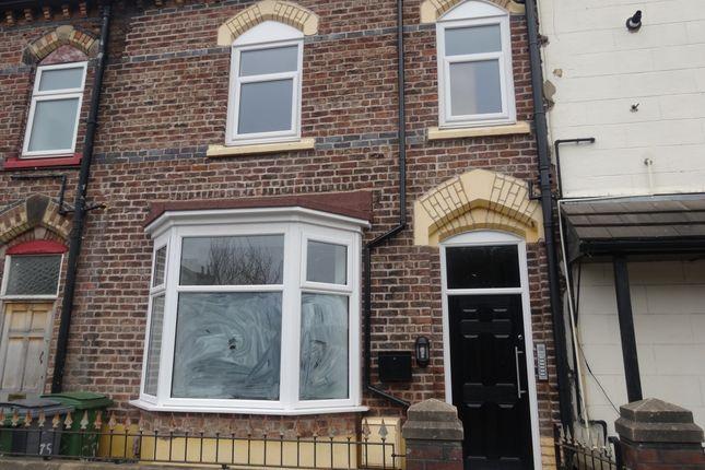 Thumbnail Block of flats for sale in Grove Road, Birkenhead, Merseyside