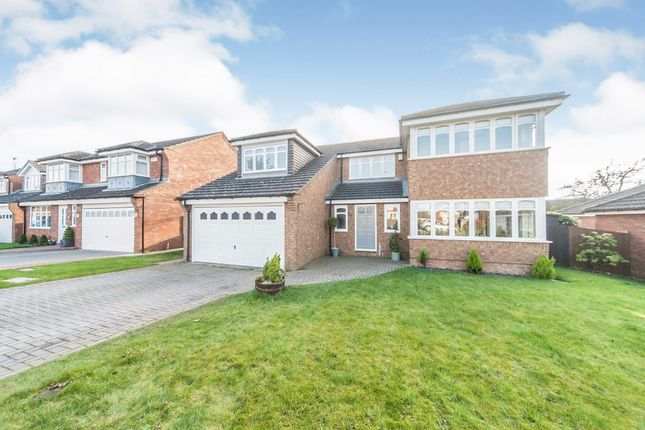 Thumbnail Detached house for sale in Rowan Grove, Stainton, Middlesbrough