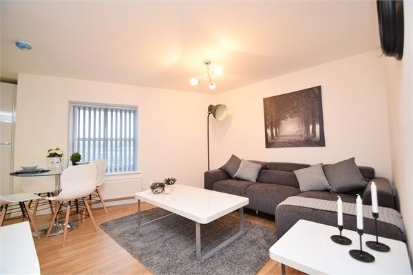 1 bed flat for sale in Apartment 6, 6-10 St Marys Court, Millgate, Stockport, Cheshire