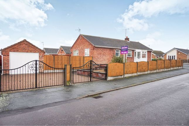 Thumbnail Detached bungalow for sale in Paddock Close, Nottingham