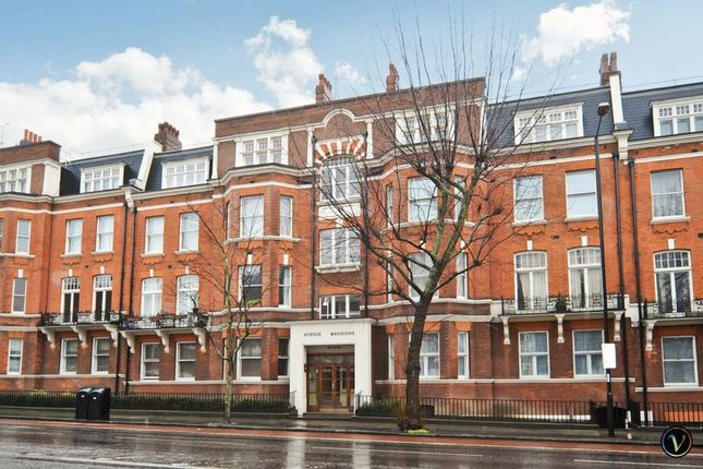 Thumbnail Flat to rent in Avenue Mansions, Finchley Road, Hampstead, London