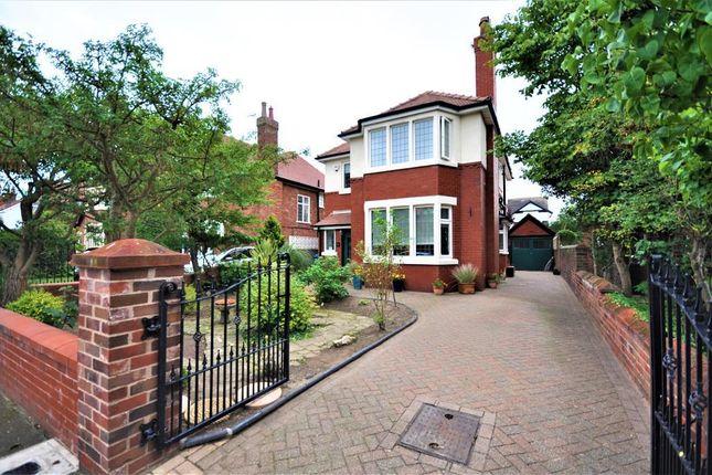 Thumbnail Detached house for sale in Newbury Road, St Annes, Lytham St Annes, Lancashire
