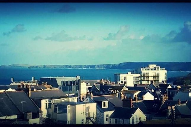 Thumbnail Maisonette for sale in Carclew Avenue, Newquay