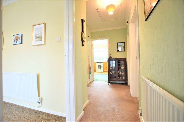 Entrance Hallway of Lon-Y-Nant, Rhiwbina, Cardiff. CF14
