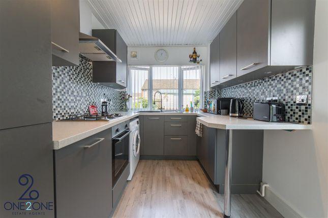 Thumbnail Detached bungalow for sale in Malpas Road, Newport