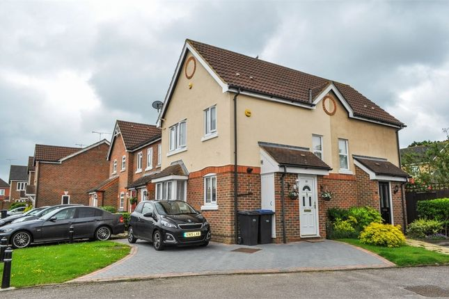 1 bed end terrace house to rent in Westbury Rise, Church Langley, Harlow, Essex