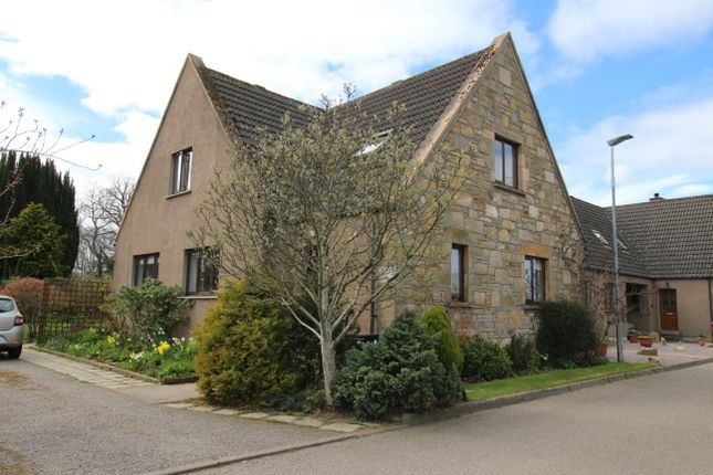 Thumbnail End terrace house for sale in Moy House Court, Forres