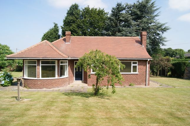 Thumbnail Detached bungalow to rent in New Road, Old Snydale