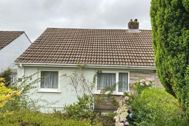 Thumbnail Semi-detached bungalow for sale in St Annes Drive, Tonna, Neath