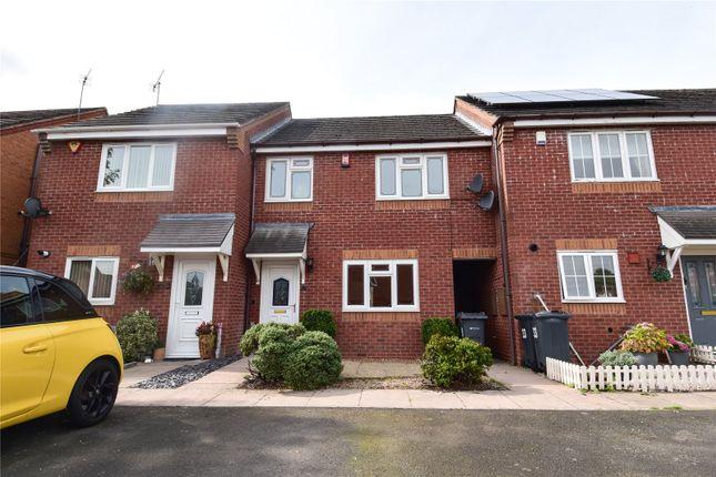 Thumbnail Terraced house to rent in Honeycomb Way, Northfield, Birmingham, West Midlands