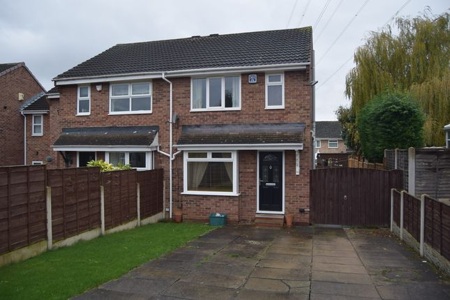 Thumbnail Semi-detached house to rent in Wordsworth Grove, Stanley, Wakefield