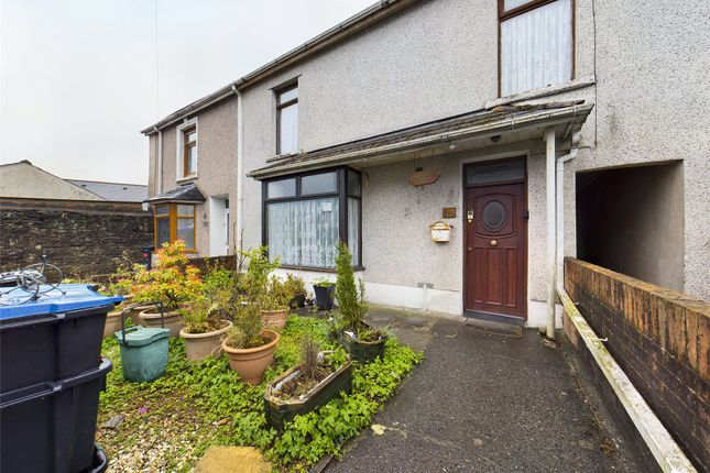 Thumbnail Terraced house for sale in King Street, Brynmawr, Gwent