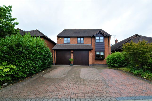 Thumbnail Detached house for sale in Narrow Lane, Denstone, Uttoxeter