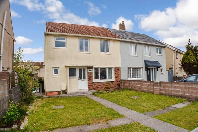 3 bed semi-detached house for sale in Western Avenue, Port Talbot, Neath Port Talbot. SA12