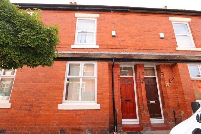 Thumbnail Terraced house to rent in Henbury Street, Manchester