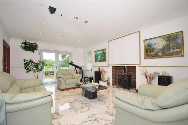 Thumbnail Detached bungalow for sale in Pean Hill, Whitstable, Kent