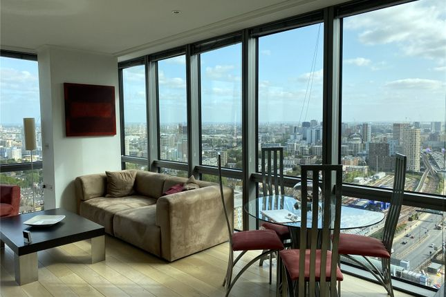 Thumbnail Flat to rent in 1, West India Quay, Canary Wharf