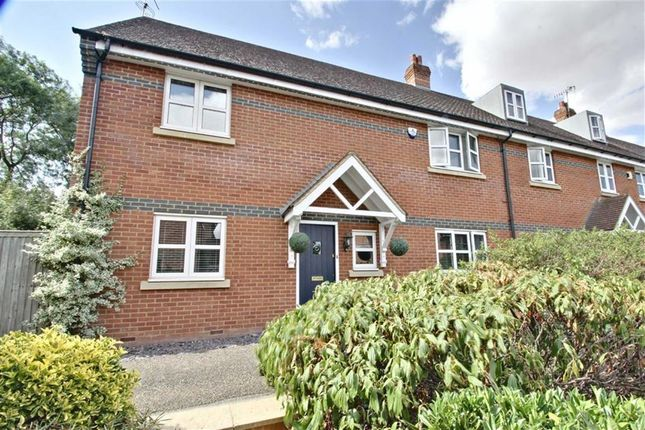 Thumbnail End terrace house for sale in The Shires, Watford