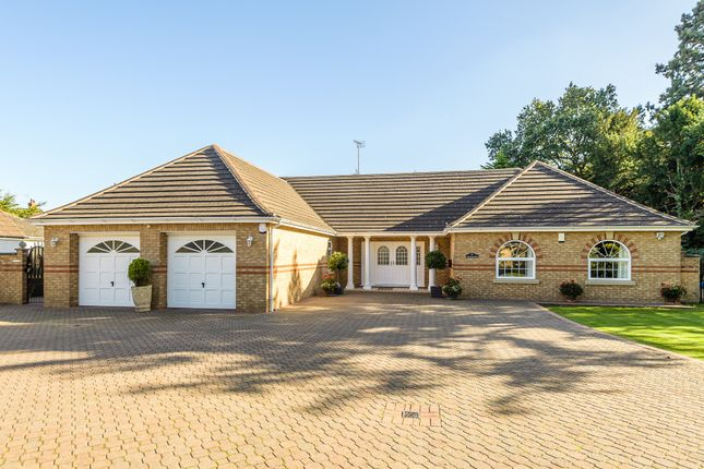 Thumbnail Detached bungalow for sale in Garfits Lane, Wyberton, Boston