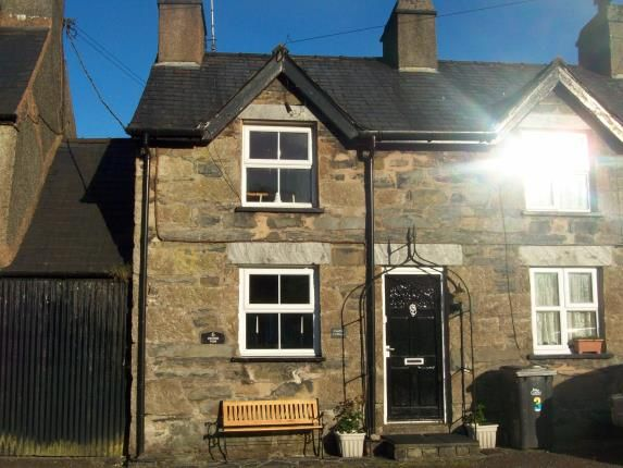 Thumbnail Terraced house for sale in Church View, Ysbyty Ifan, Betws-Y-Coed, Conwy